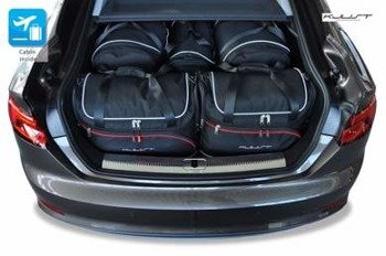 AUDI A5 SPORTBACK 2016 CAR BAGS SET 5 PCS