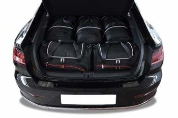 VW ARTEON 2017 CAR BAGS SET 5 PCS