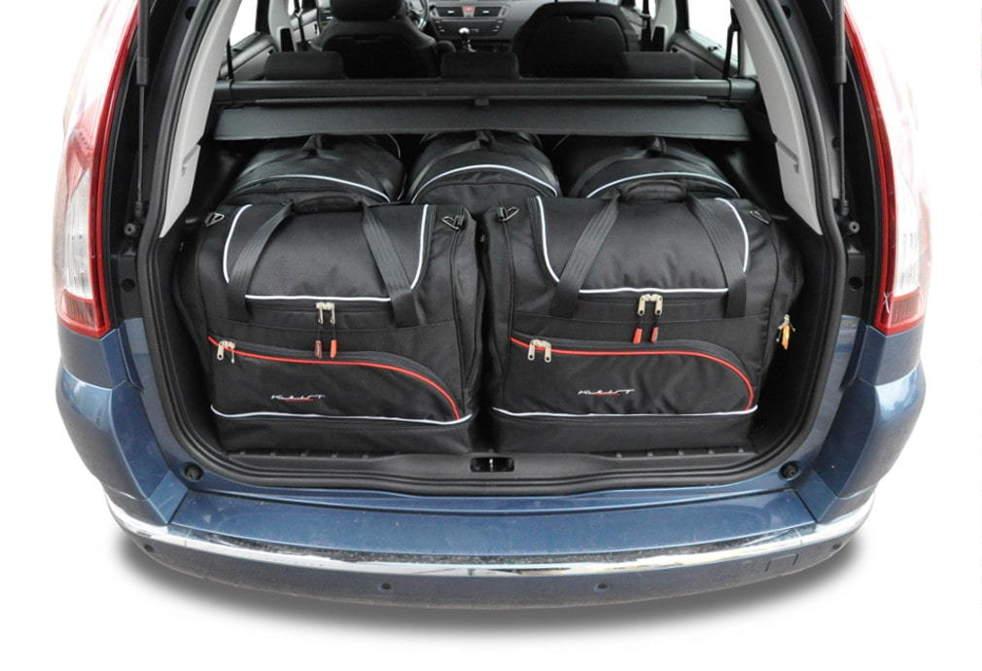 kjust citroen c4 grand picasso 2004 2010 car bags set 5 pcs select car bags set citroen c4. Black Bedroom Furniture Sets. Home Design Ideas