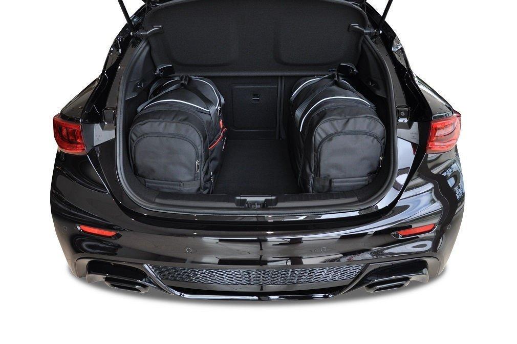 Infiniti Qx30 2016 Car Bags Set 4 Pcs Select Car Bags Set
