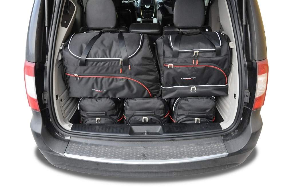kjust lancia voyager 2011 car bags set 5 pcs select car bags set lancia voyager 2011. Black Bedroom Furniture Sets. Home Design Ideas