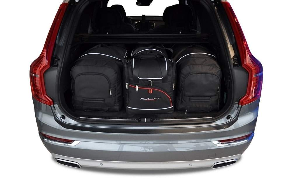 VOLVO XC90 EXCELLENCE 2015 CAR BAGS SET 4 PCS