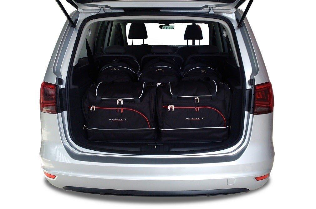 KJUST VW SHARAN 2010+ CAR BAGS SET 5 PCS