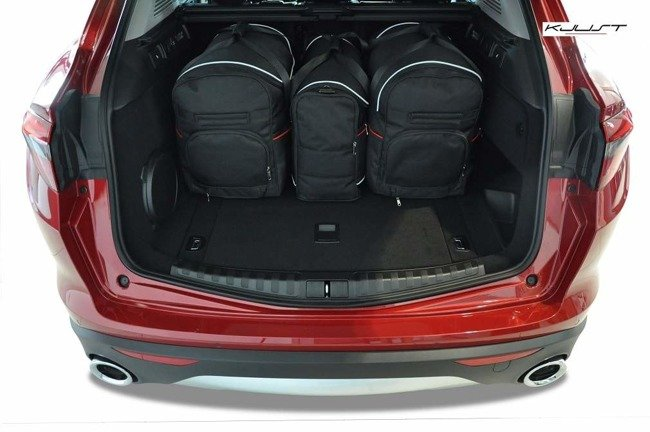 ALFA ROMEO STELVIO 2017+ CAR BAGS SET 5 PCS