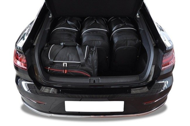 VW ARTEON 2017+ CAR BAGS SET 5 PCS