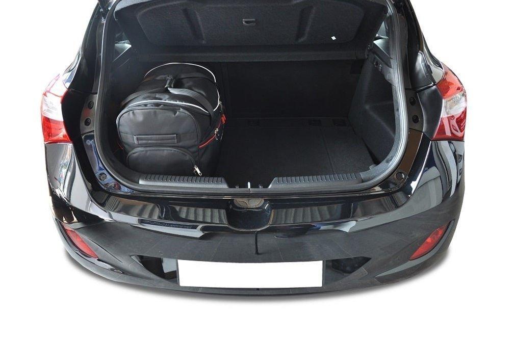 kjust hyundai i30 hatchback 2012 2017 kofferraumtaschen. Black Bedroom Furniture Sets. Home Design Ideas
