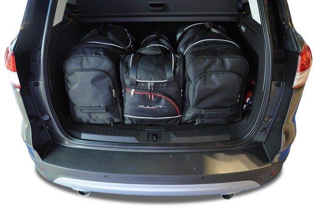 kjust reisetaschen f r auto kofferraum. Black Bedroom Furniture Sets. Home Design Ideas