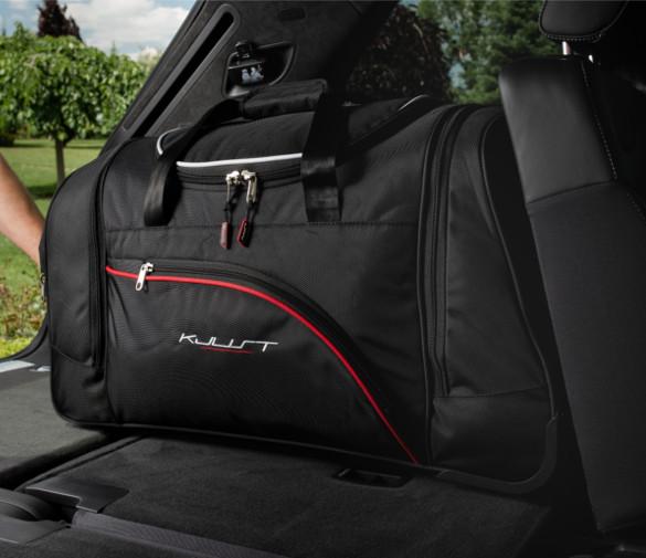 Maßgeschneiderte Tasche für den Kofferraum