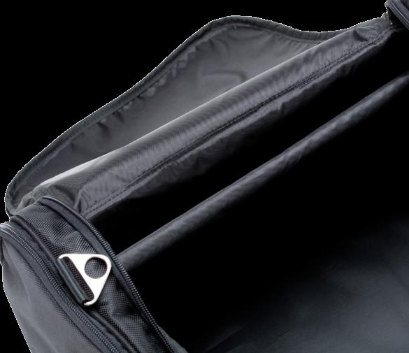 Flugtasche mit Laptoptasche