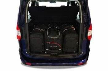 FORD TOURNEO COURIER 2014+ CAR BAGS SET 4 PCS