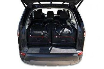 LAND ROVER DISCOVERY 2017+ CAR BAGS SET 5 PCS