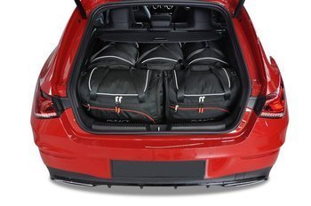 MERCEDES-BENZ CLA SHOOTING BRAKE 2019+ CAR BAGS SET 5 PCS