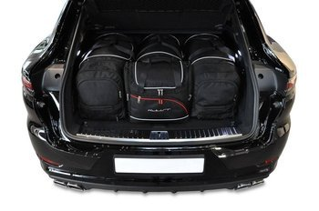 PORSCHE CAYENNE COUPE 2019+ CAR BAGS SET 4 PCS