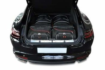 PORSCHE PANAMERA 2016+ CAR BAGS SET 4 PCS