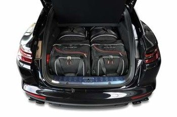 PORSCHE PANAMERA ST 2017+ CAR BAGS SET 4 PCS