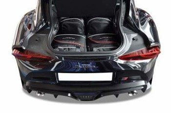 TOYOTA SUPRA 2019+ CAR BAGS SET 4 PCS