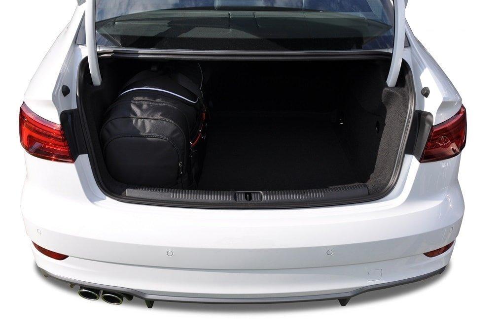 AUDI A3 LIMOUSINE 2012 CAR BAGS SET 4 PCS