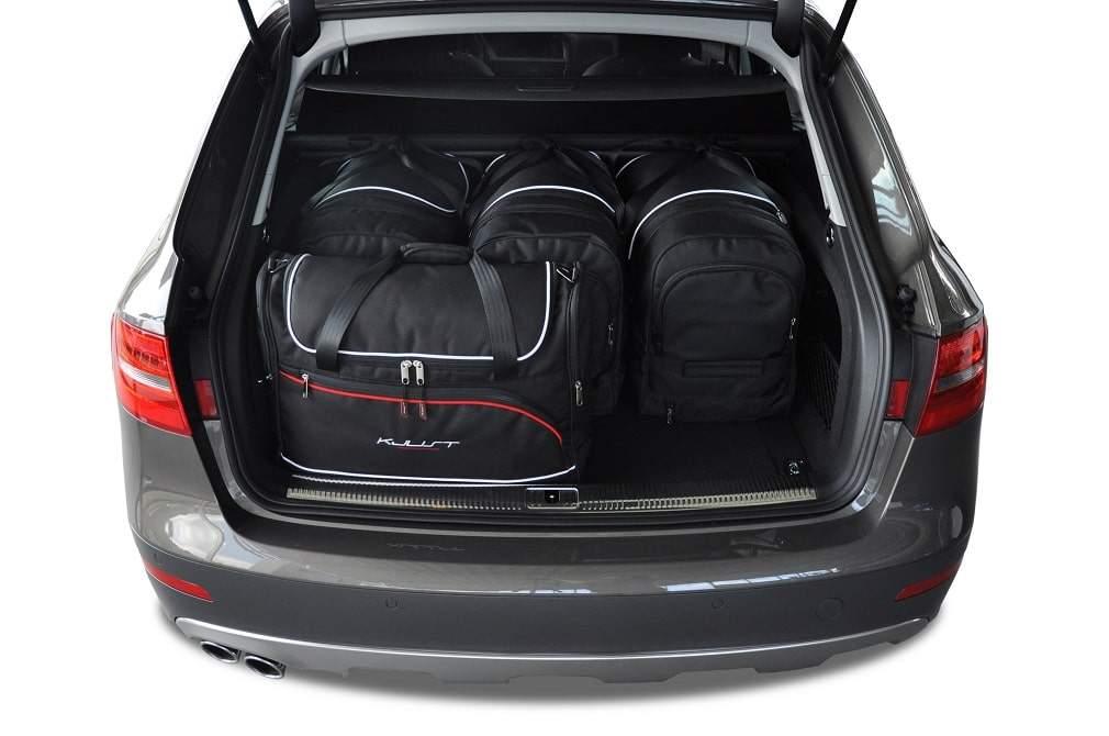 Kjust Audi A4 Avant 2008 2015 Car Bags Set 5 Pcs Select Car Bags