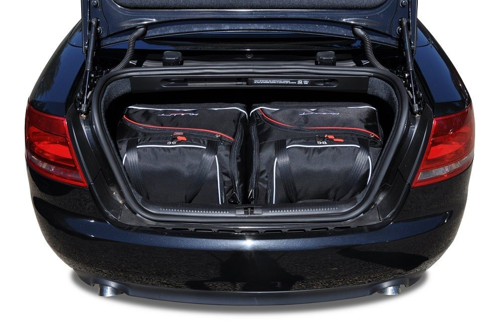AUDI A4 CABRIO 2004 2008 CAR BAGS SET 4 PCS