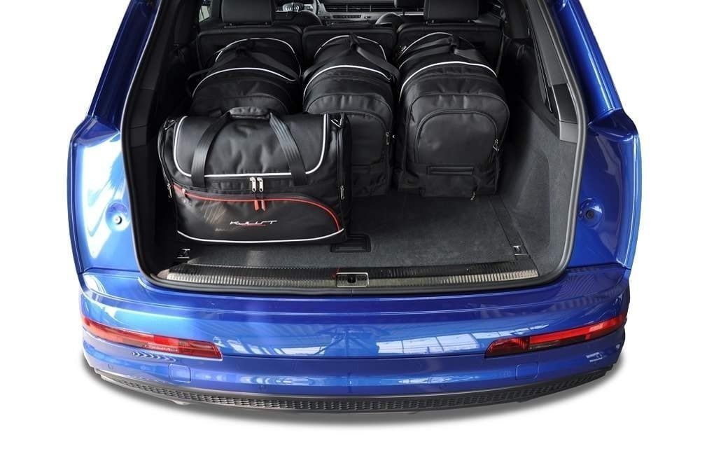 d TO FIT A VOLVO V70 CAR TOOL BAG DARK BLUE WATERPROOF FABRIC