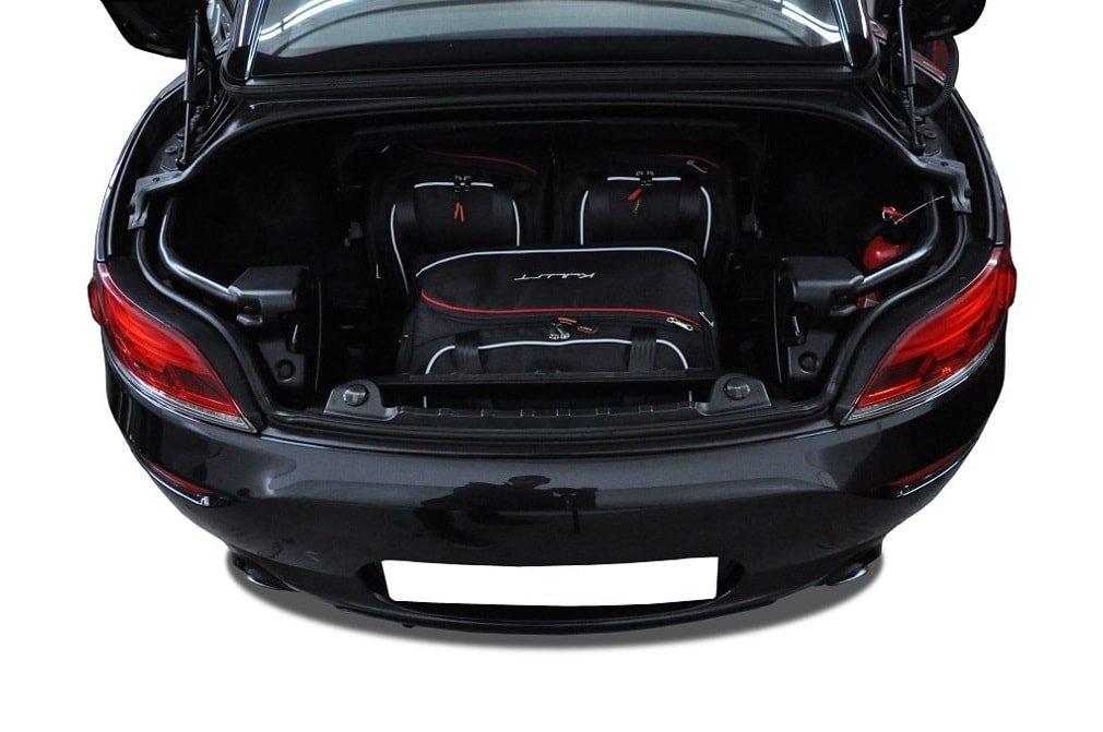 Kjust Bmw Z4 2009 2016 Car Bags Set 3 Pcs Select Car Bags Set