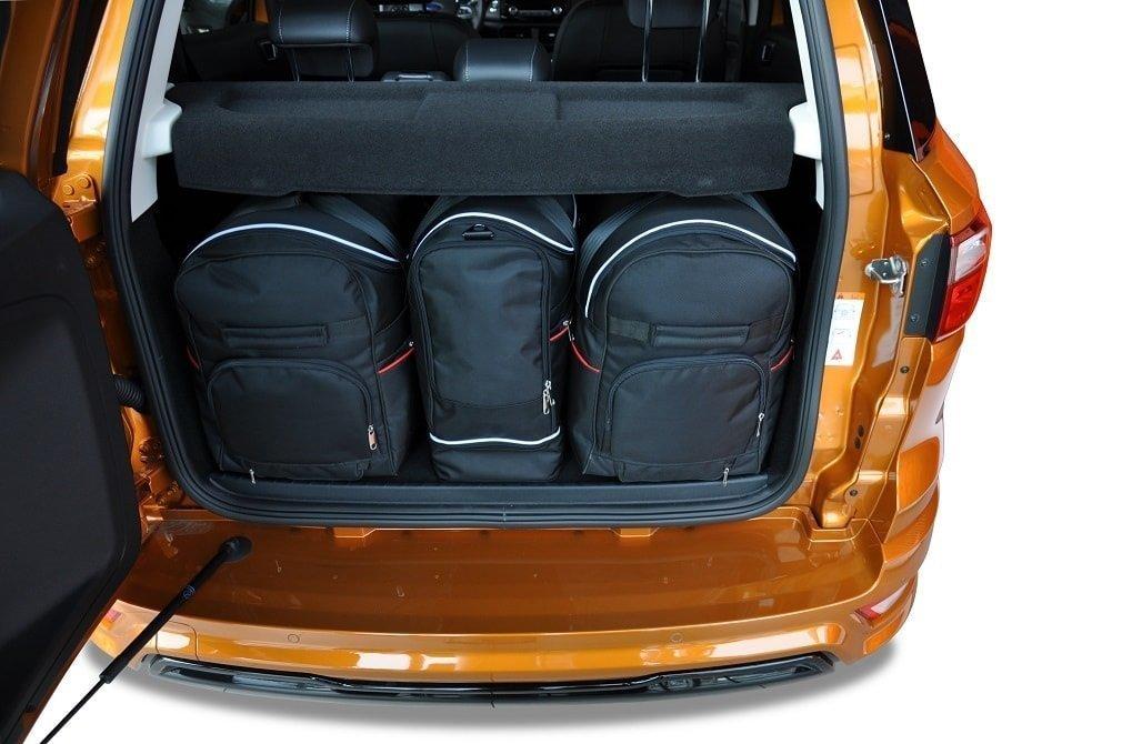 Kjust Ford Ecosport 2017 Car Bags Set 3 Pcs Select Car Bags Set