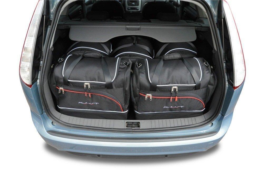Kjust Ford Focus Kombi 2004 2011 Car Bags Set 5 Pcs Select Car