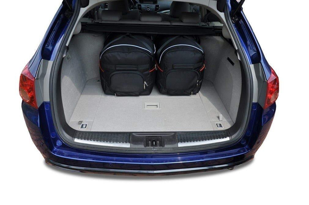 KJUST HONDA ACCORD TOURER 2008+ CAR BAGS SET 4 PCS | SELECT CAR BAGS