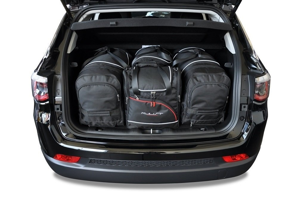 0599dcfc97 KJUST JEEP COMPASS 2017+ CAR BAGS SET 4 PCS | SELECT CAR BAGS SET ...