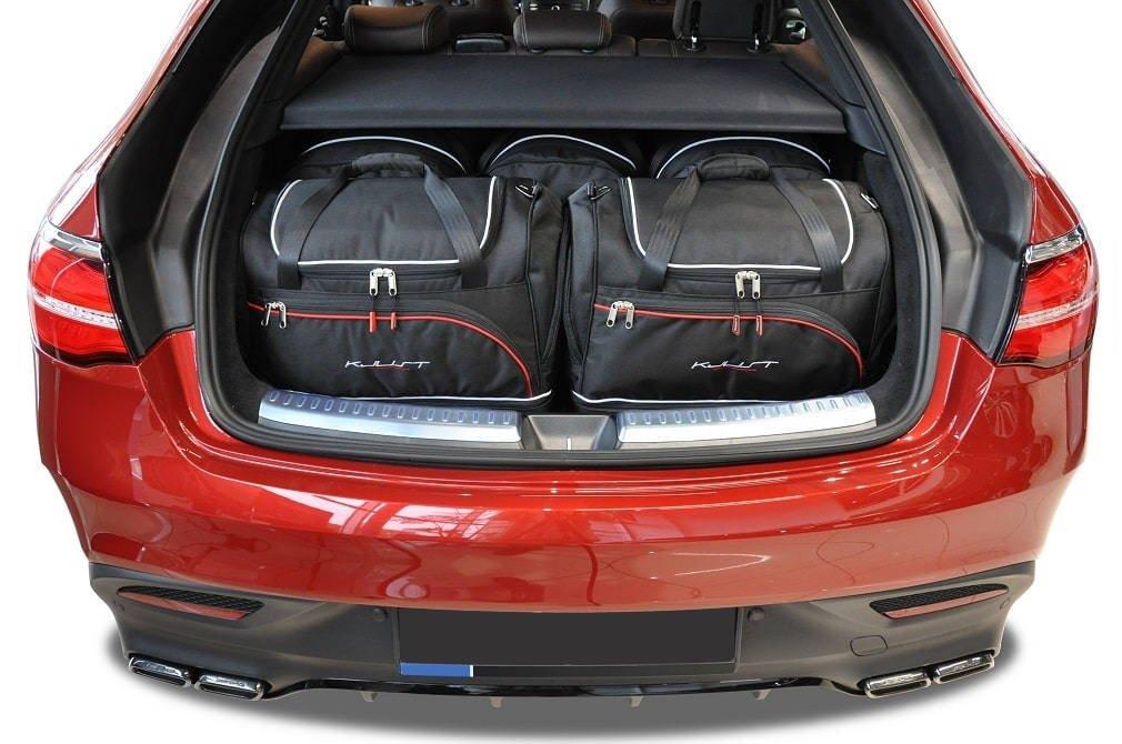 KJUST MERCEDES GLE COUPE 2013+ CAR BAGS SET 5 PCS | SELECT CAR BAGS