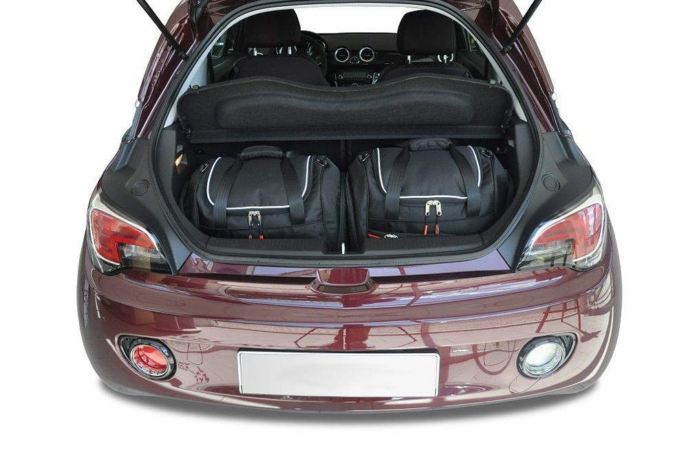 Kjust Opel Adam 2012 Car Bags Set 2 Pcs Select Car Bags