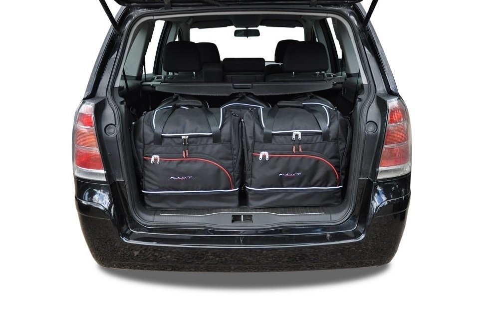 kjust opel zafira 2005 2010 car bags set 5 pcs select car bags set opel zafira b 2005. Black Bedroom Furniture Sets. Home Design Ideas