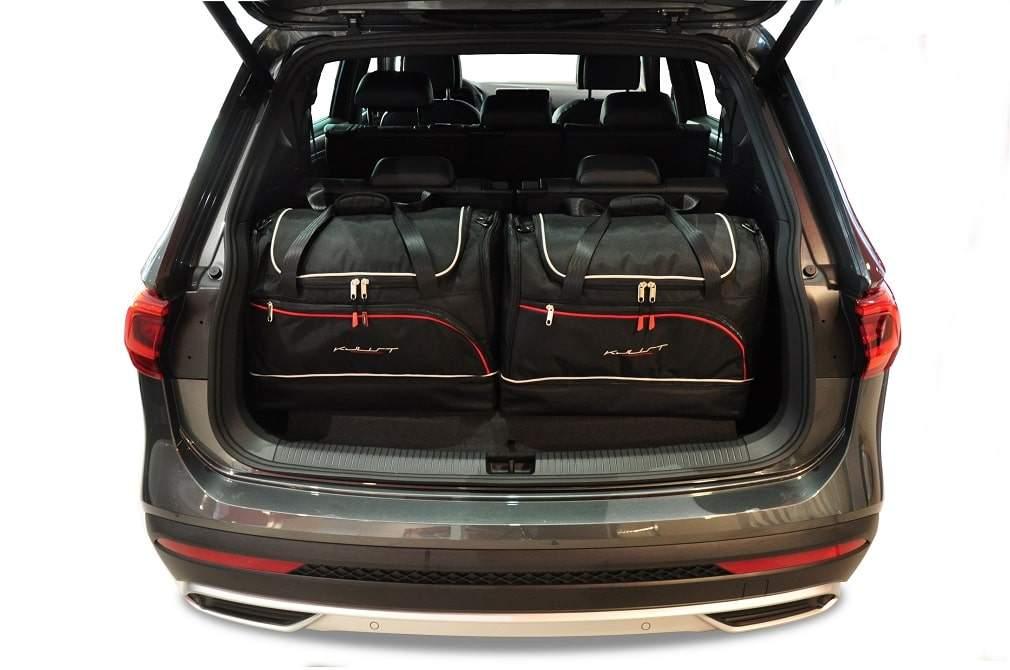 kjust seat tarraco 2018 car bags set 5 pcs select car. Black Bedroom Furniture Sets. Home Design Ideas