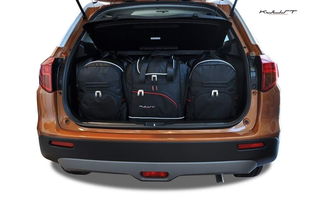 SUZUKI VITARA 2015 CAR BAGS SET 4 PCS