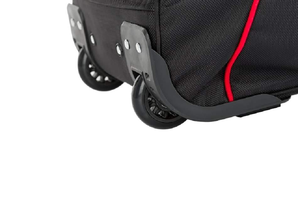 Kjust Vw Golf Sportsvan 2012 Car Bags Set 4 Pcs Select