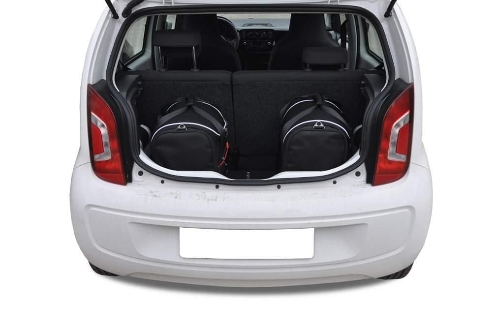 Kofferraumwanne für VW up Hatchback 2011
