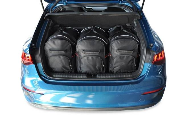 AUDI A3 SPORTBACK 2020+ CAR BAGS SET 3 PCS