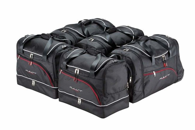 AUDI A6 ALLROAD 2011+ CAR BAGS SET 5 PCS