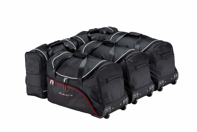 AUDI A8 2010-2017 CAR BAGS SET 5 PCS