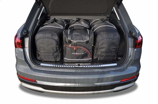 AUDI Q3 2018+ CAR BAGS SET 4 PCS