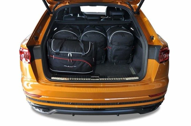 AUDI Q8 2018+ CAR BAGS SET 5 PCS