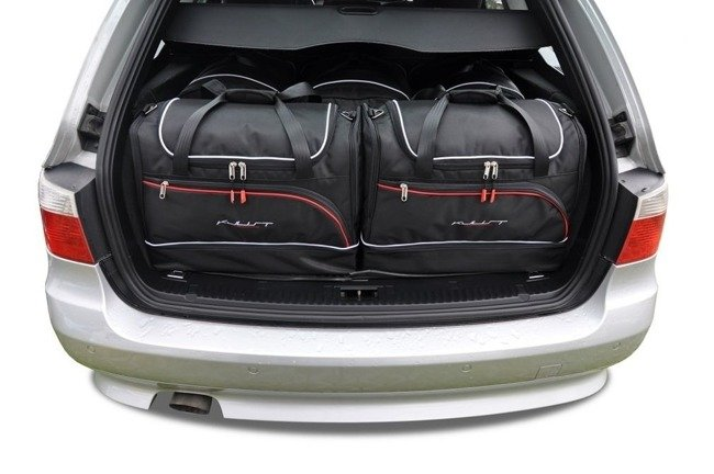 BMW 5 TOURING 2003-2010 CAR BAGS SET 5 PCS
