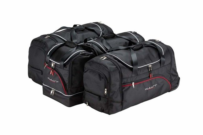 BMW X3 2017+ CAR BAGS SET 4 PCS