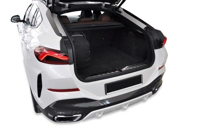 BMW X6 2019+ CAR BAGS SET 5 PCS
