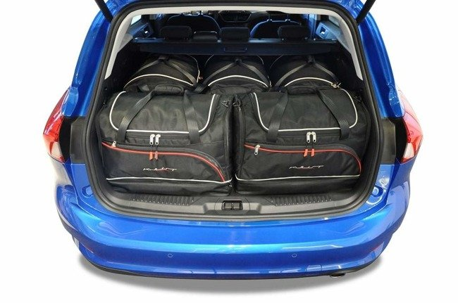 FORD FOCUS KOMBI 2018+ CAR BAGS SET 5 PCS