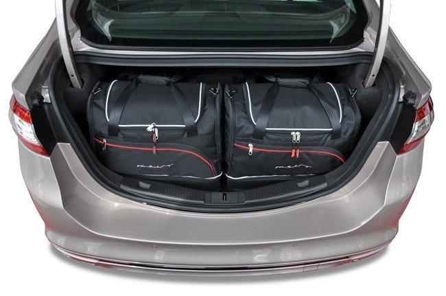 FORD MONDEO LIMOUSINE 2014+ CAR BAGS SET 5 PCS