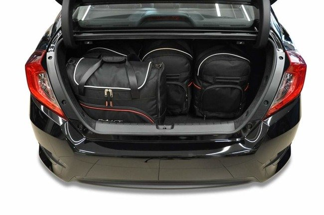 HONDA CIVIC LIMOUSINE 2017+ CAR BAGS SET 5 PCS