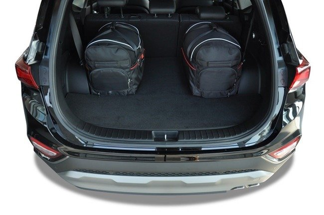 HYUNDAI SANTA FE SUV 2018+ CAR BAGS SET 5 PCS