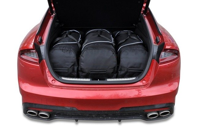 KIA STINGER 2017+ CAR BAGS SET 3 PCS