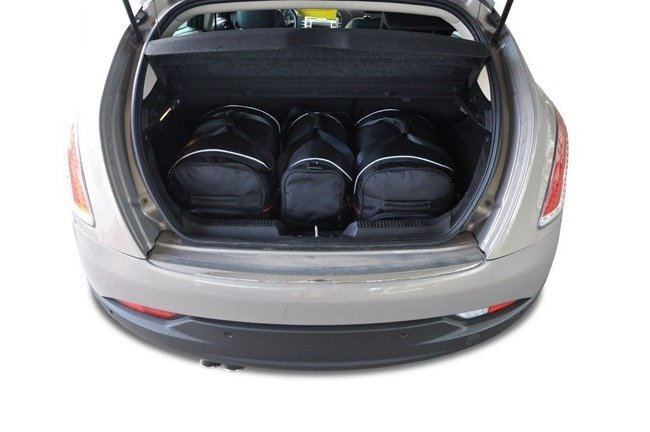 LANCIA DELTA 2008-2015 CAR BAGS SET 3 PCS